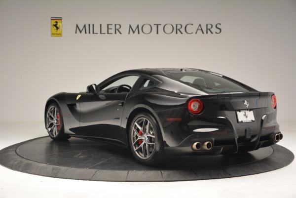 Used 2014 Ferrari F12 Berlinetta for sale Sold at Alfa Romeo of Greenwich in Greenwich CT 06830 5