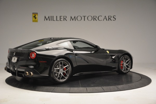 Used 2014 Ferrari F12 Berlinetta for sale Sold at Alfa Romeo of Greenwich in Greenwich CT 06830 8