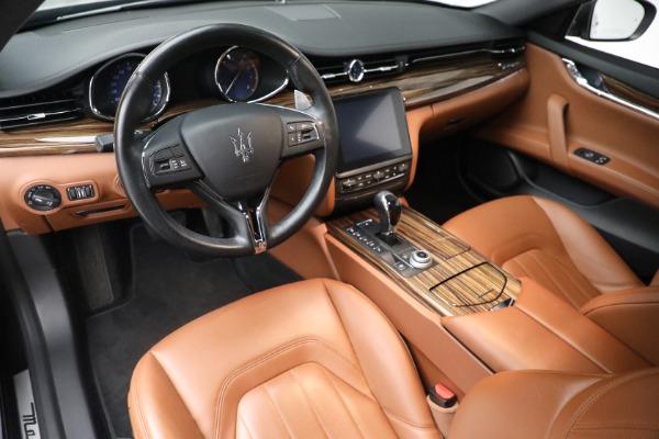 New 2018 Maserati Quattroporte S Q4 for sale Sold at Alfa Romeo of Greenwich in Greenwich CT 06830 17