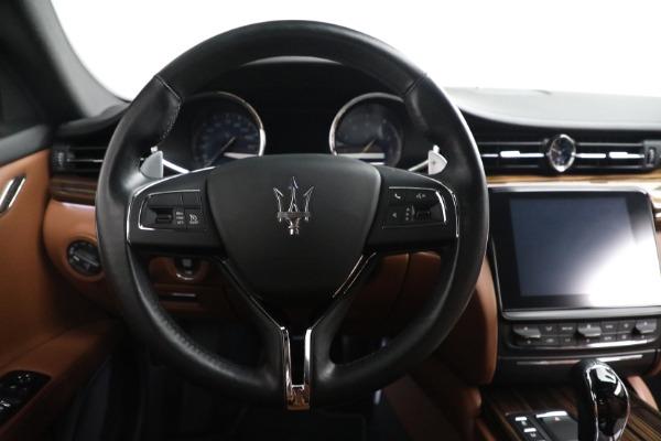 New 2018 Maserati Quattroporte S Q4 for sale Sold at Alfa Romeo of Greenwich in Greenwich CT 06830 19
