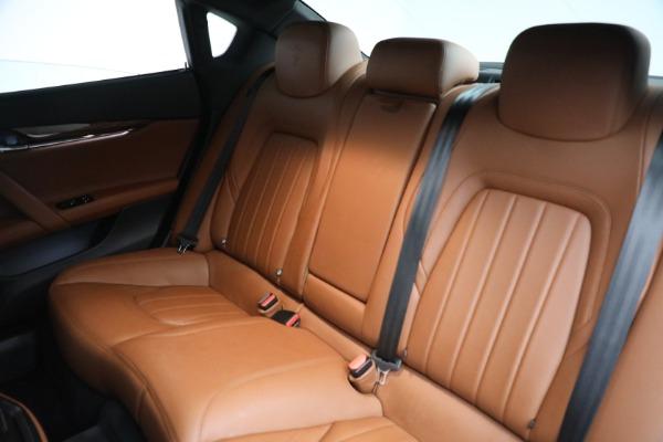 New 2018 Maserati Quattroporte S Q4 for sale Sold at Alfa Romeo of Greenwich in Greenwich CT 06830 20