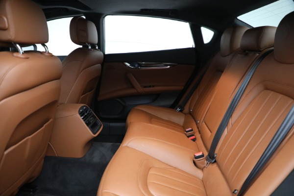 New 2018 Maserati Quattroporte S Q4 for sale Sold at Alfa Romeo of Greenwich in Greenwich CT 06830 21