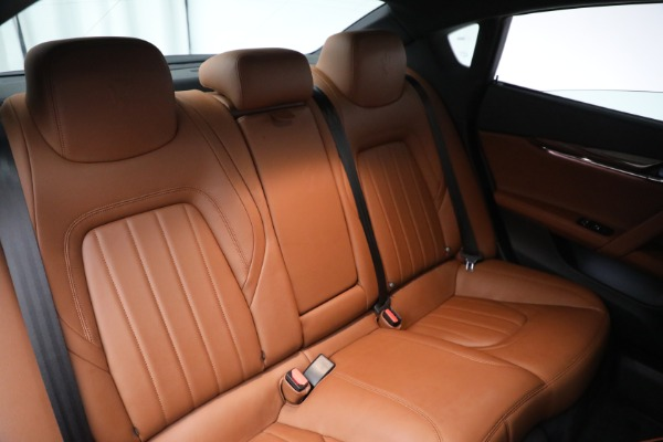 New 2018 Maserati Quattroporte S Q4 for sale Sold at Alfa Romeo of Greenwich in Greenwich CT 06830 22