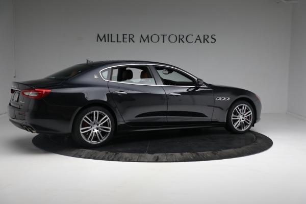 New 2018 Maserati Quattroporte S Q4 for sale Sold at Alfa Romeo of Greenwich in Greenwich CT 06830 9