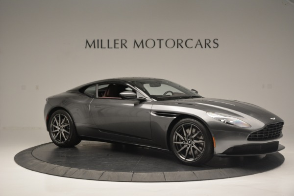 Used 2018 Aston Martin DB11 V12 for sale $167,990 at Alfa Romeo of Greenwich in Greenwich CT 06830 10