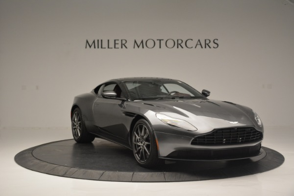 Used 2018 Aston Martin DB11 V12 for sale $167,990 at Alfa Romeo of Greenwich in Greenwich CT 06830 11