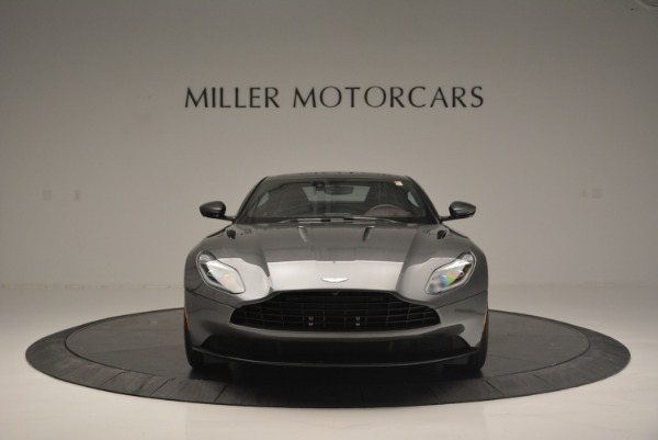 Used 2018 Aston Martin DB11 V12 for sale $167,990 at Alfa Romeo of Greenwich in Greenwich CT 06830 12