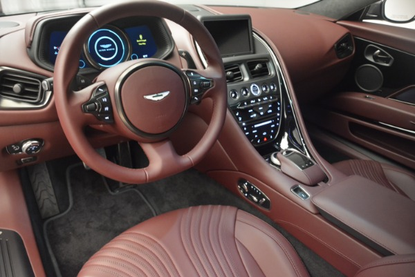 Used 2018 Aston Martin DB11 V12 for sale $167,990 at Alfa Romeo of Greenwich in Greenwich CT 06830 14