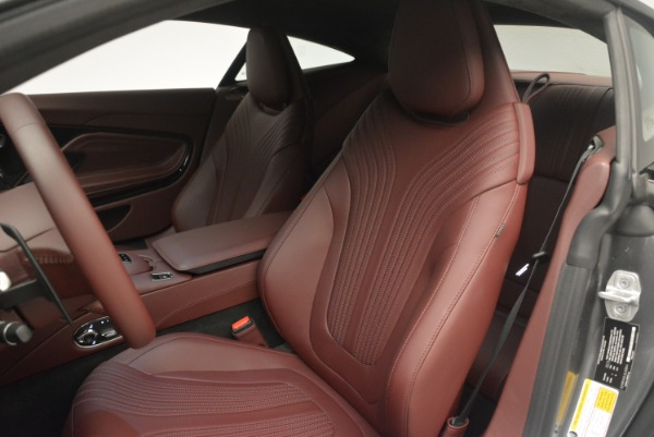 Used 2018 Aston Martin DB11 V12 for sale $167,990 at Alfa Romeo of Greenwich in Greenwich CT 06830 15