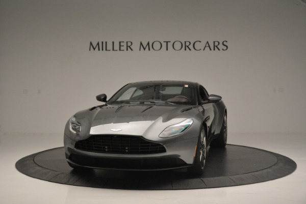 Used 2018 Aston Martin DB11 V12 for sale $167,990 at Alfa Romeo of Greenwich in Greenwich CT 06830 2