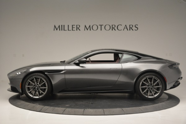 Used 2018 Aston Martin DB11 V12 for sale $167,990 at Alfa Romeo of Greenwich in Greenwich CT 06830 3