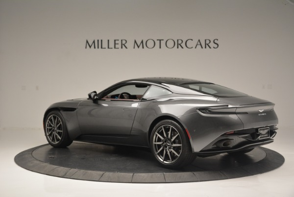 Used 2018 Aston Martin DB11 V12 for sale $167,990 at Alfa Romeo of Greenwich in Greenwich CT 06830 4