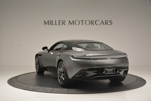 Used 2018 Aston Martin DB11 V12 for sale $167,990 at Alfa Romeo of Greenwich in Greenwich CT 06830 5