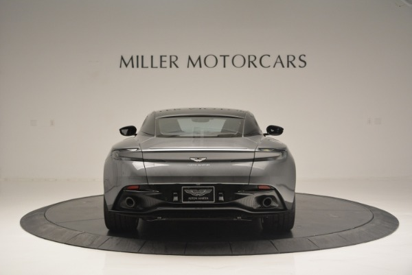 Used 2018 Aston Martin DB11 V12 for sale $167,990 at Alfa Romeo of Greenwich in Greenwich CT 06830 6