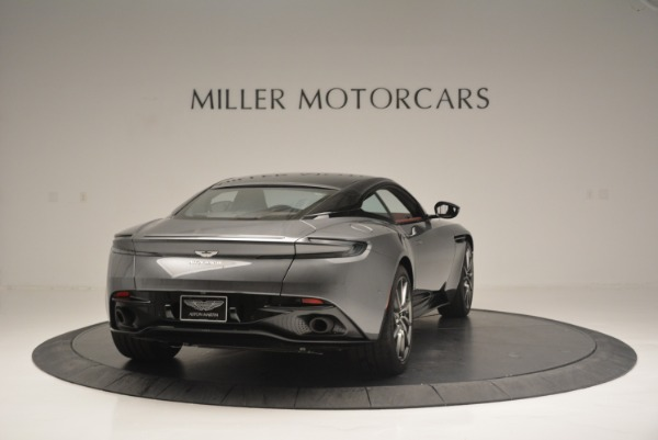 Used 2018 Aston Martin DB11 V12 for sale $167,990 at Alfa Romeo of Greenwich in Greenwich CT 06830 7