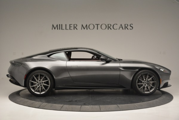 Used 2018 Aston Martin DB11 V12 for sale $167,990 at Alfa Romeo of Greenwich in Greenwich CT 06830 9