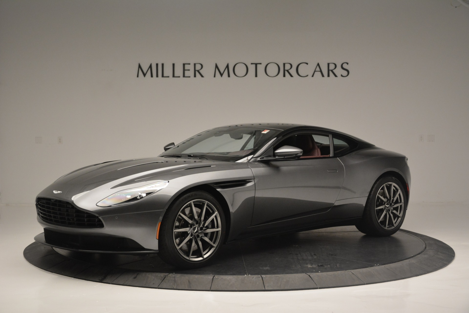 Used 2018 Aston Martin DB11 V12 for sale $167,990 at Alfa Romeo of Greenwich in Greenwich CT 06830 1