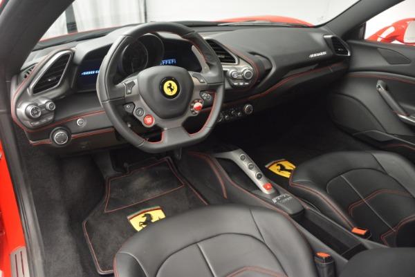 Used 2017 Ferrari 488 GTB for sale Sold at Alfa Romeo of Greenwich in Greenwich CT 06830 13