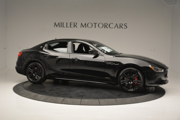 New 2018 Maserati Ghibli SQ4 GranSport Nerissimo for sale Sold at Alfa Romeo of Greenwich in Greenwich CT 06830 10