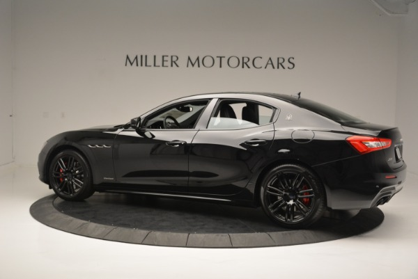New 2018 Maserati Ghibli SQ4 GranSport Nerissimo for sale Sold at Alfa Romeo of Greenwich in Greenwich CT 06830 4
