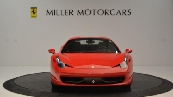 Used 2015 Ferrari 458 Spider for sale Sold at Alfa Romeo of Greenwich in Greenwich CT 06830 25