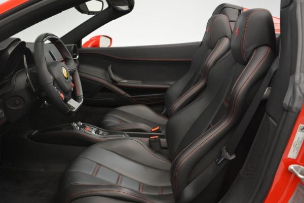 Used 2015 Ferrari 458 Spider for sale Sold at Alfa Romeo of Greenwich in Greenwich CT 06830 27