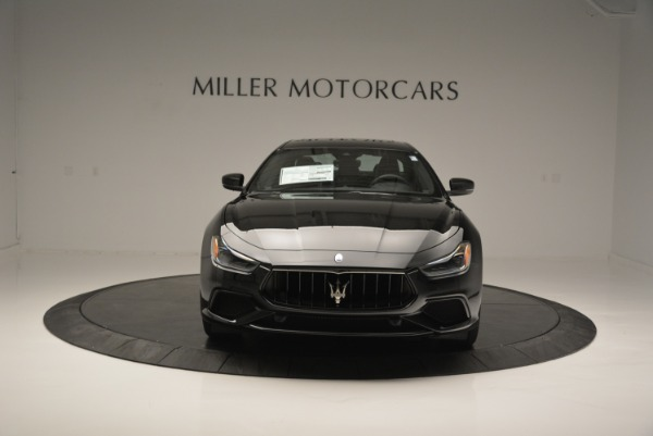 New 2018 Maserati Ghibli SQ4 GranSport Nerissimo for sale Sold at Alfa Romeo of Greenwich in Greenwich CT 06830 12
