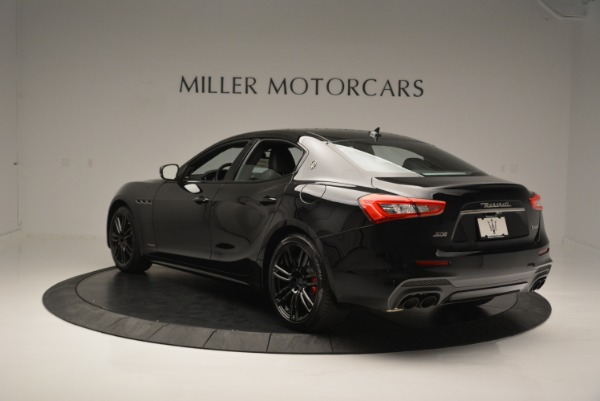 New 2018 Maserati Ghibli SQ4 GranSport Nerissimo for sale Sold at Alfa Romeo of Greenwich in Greenwich CT 06830 5