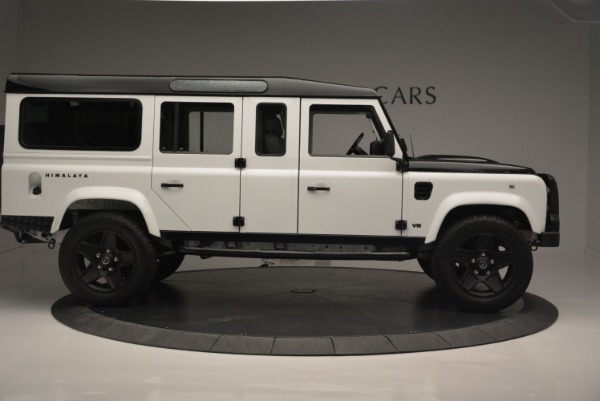Used 1994 Land Rover Defender 130 Himalaya for sale Sold at Alfa Romeo of Greenwich in Greenwich CT 06830 10