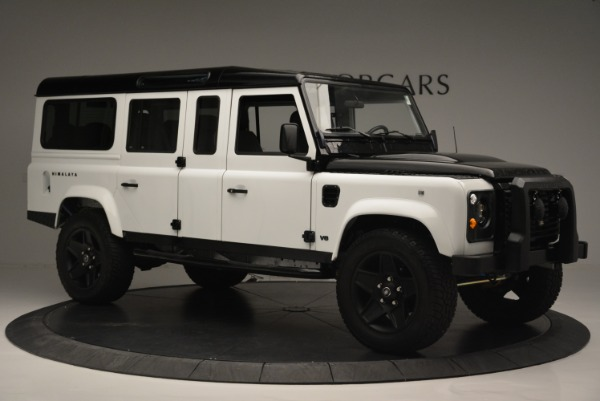 Used 1994 Land Rover Defender 130 Himalaya for sale Sold at Alfa Romeo of Greenwich in Greenwich CT 06830 11