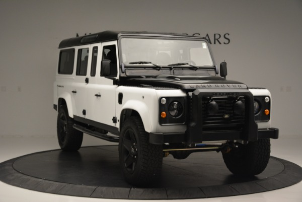 Used 1994 Land Rover Defender 130 Himalaya for sale Sold at Alfa Romeo of Greenwich in Greenwich CT 06830 12