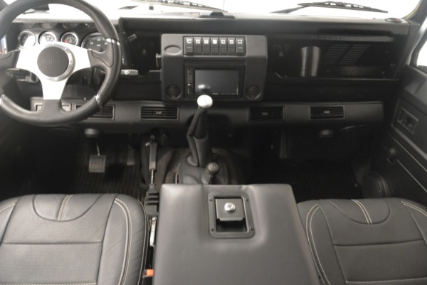 Used 1994 Land Rover Defender 130 Himalaya for sale Sold at Alfa Romeo of Greenwich in Greenwich CT 06830 15