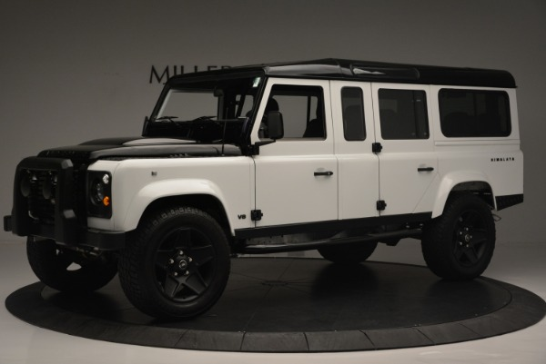 Used 1994 Land Rover Defender 130 Himalaya for sale Sold at Alfa Romeo of Greenwich in Greenwich CT 06830 2
