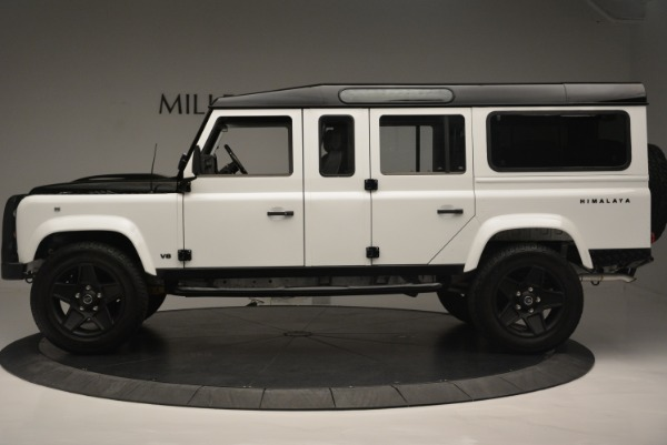 Used 1994 Land Rover Defender 130 Himalaya for sale Sold at Alfa Romeo of Greenwich in Greenwich CT 06830 3