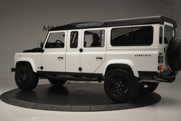 Used 1994 Land Rover Defender 130 Himalaya for sale Sold at Alfa Romeo of Greenwich in Greenwich CT 06830 4