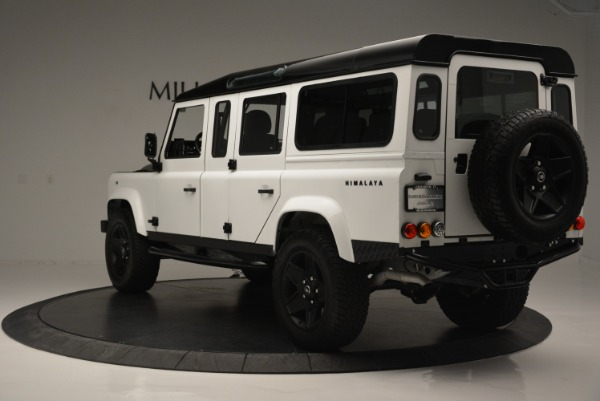 Used 1994 Land Rover Defender 130 Himalaya for sale Sold at Alfa Romeo of Greenwich in Greenwich CT 06830 5