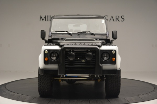 Used 1994 Land Rover Defender 130 Himalaya for sale Sold at Alfa Romeo of Greenwich in Greenwich CT 06830 6