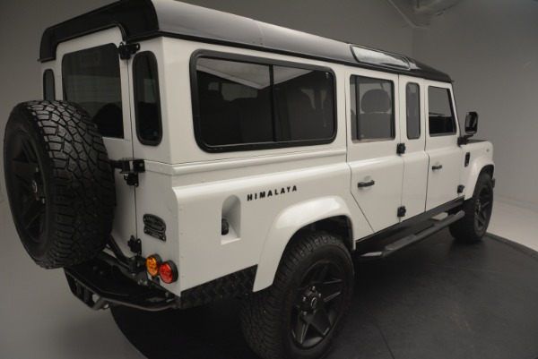 Used 1994 Land Rover Defender 130 Himalaya for sale Sold at Alfa Romeo of Greenwich in Greenwich CT 06830 8