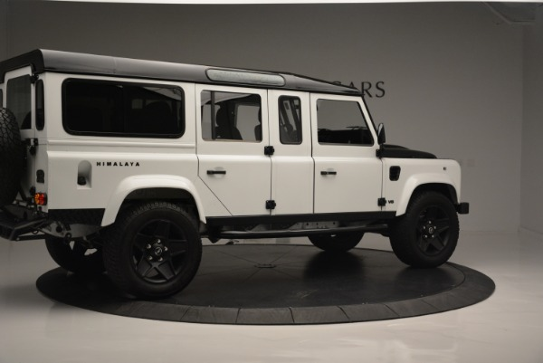 Used 1994 Land Rover Defender 130 Himalaya for sale Sold at Alfa Romeo of Greenwich in Greenwich CT 06830 9