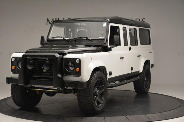 Used 1994 Land Rover Defender 130 Himalaya for sale Sold at Alfa Romeo of Greenwich in Greenwich CT 06830 1