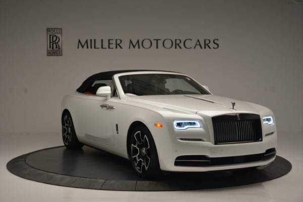 Used 2018 Rolls-Royce Dawn Black Badge for sale Sold at Alfa Romeo of Greenwich in Greenwich CT 06830 15