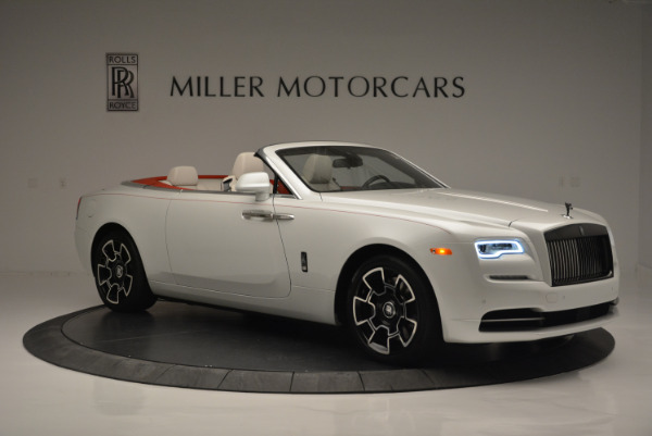 Used 2018 Rolls-Royce Dawn Black Badge for sale Sold at Alfa Romeo of Greenwich in Greenwich CT 06830 7