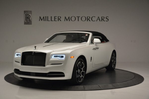 Used 2018 Rolls-Royce Dawn Black Badge for sale Sold at Alfa Romeo of Greenwich in Greenwich CT 06830 9