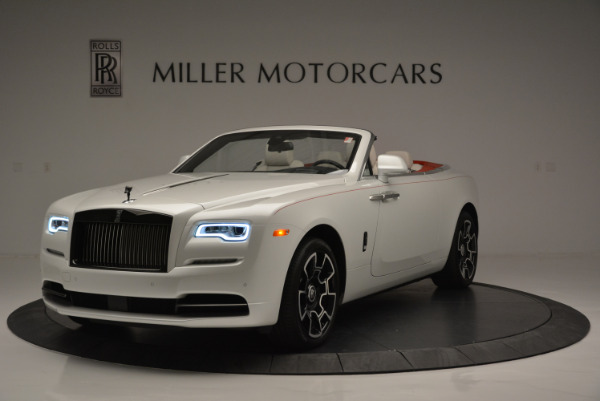 Used 2018 Rolls-Royce Dawn Black Badge for sale Sold at Alfa Romeo of Greenwich in Greenwich CT 06830 1