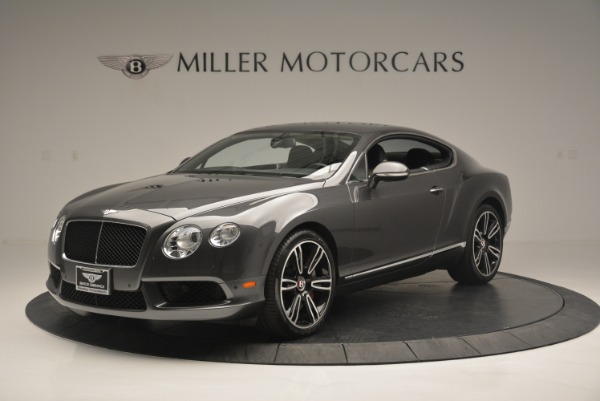 Used 2013 Bentley Continental GT V8 for sale Sold at Alfa Romeo of Greenwich in Greenwich CT 06830 2
