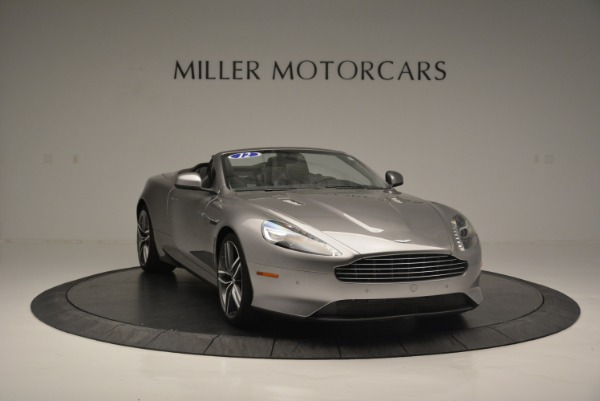 Used 2012 Aston Martin Virage Volante for sale Sold at Alfa Romeo of Greenwich in Greenwich CT 06830 11