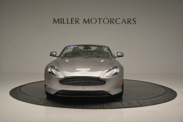 Used 2012 Aston Martin Virage Volante for sale Sold at Alfa Romeo of Greenwich in Greenwich CT 06830 12