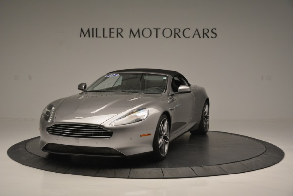 Used 2012 Aston Martin Virage Volante for sale Sold at Alfa Romeo of Greenwich in Greenwich CT 06830 13