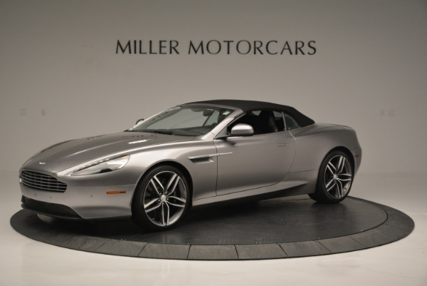 Used 2012 Aston Martin Virage Volante for sale Sold at Alfa Romeo of Greenwich in Greenwich CT 06830 14