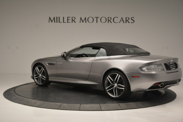 Used 2012 Aston Martin Virage Volante for sale Sold at Alfa Romeo of Greenwich in Greenwich CT 06830 16